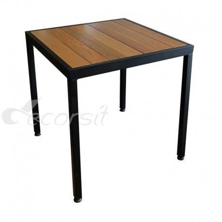 Float Square Table