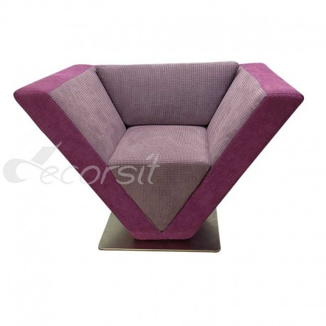Pyramid Lounge Chair