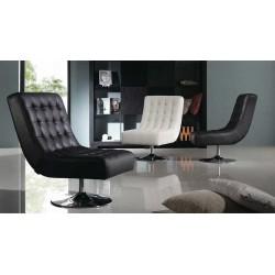 Lotus Swivel Lounge Chair