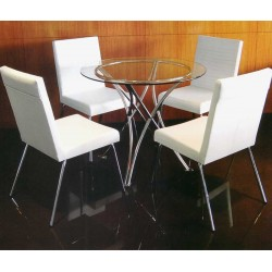 Harmoni Glass Table