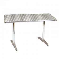 9908S Aluminum base Table