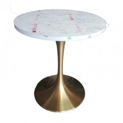 Onda D63 Gold Round Table
