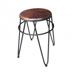 Hairpin Dining Stool