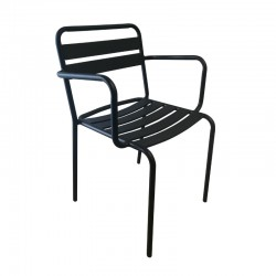 Mint Cafe Arm Chair