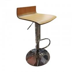 Le-Bar Height Adjustable Barstool