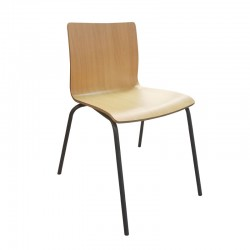 Selena Bentwood Dining Chair