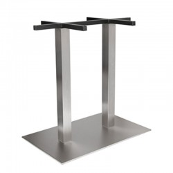YH 507 Dual Stainless Steel Table Base