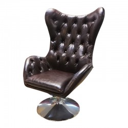 Rebecca Swivel Lounge Chair