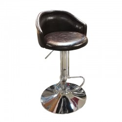 Upland Height Adjustable Barstool